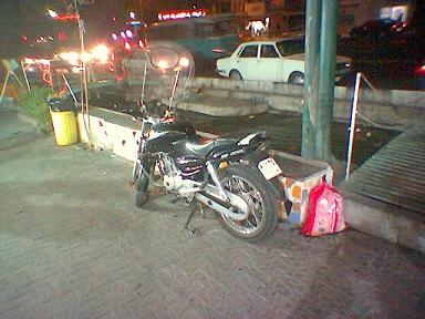 Prohibidas las motos buenas