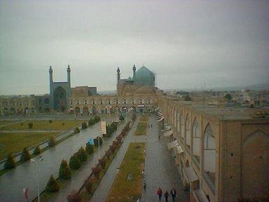 Meydan-e Naghsh-e-Jahan