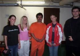 El preso mexicano