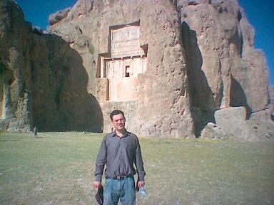 Las tumbas de Naqsh-e-Rostam