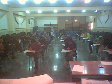 Examen del Instituto Cervantes