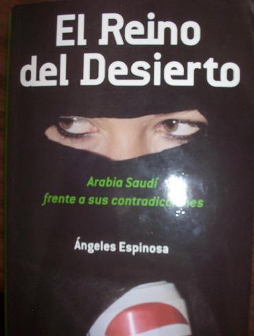 La periodista Ángeles Espinosa