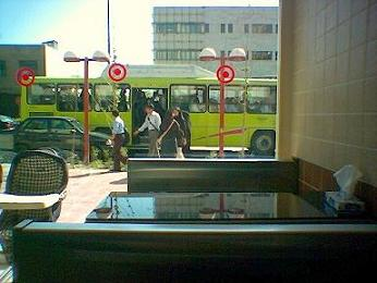 Transporte en Teherán